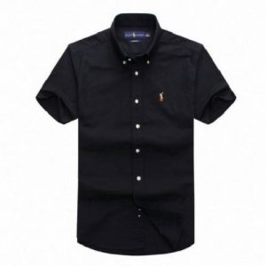Ralph Lauren Short Sleeve black