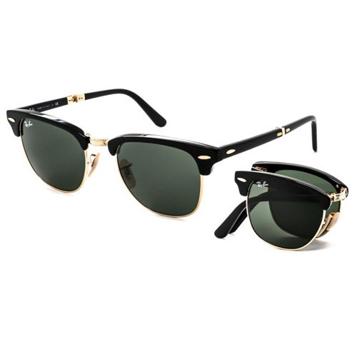 8ddc29d8dfd Ray Ban Classic Clubmaster Folding RB2176