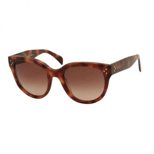 Céline Audrey Havana Sunglasses