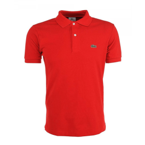 lacoste Piqué polo red