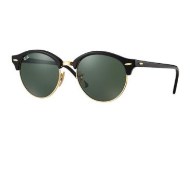 Ray-Ban ClubRound Classic Black RB4246