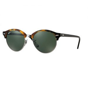 Ray-Ban Clubround Classic Tortoise RB4246