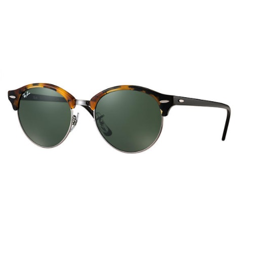 84fd03d3a6 Ray Ban ClubRound Classic RB4246 - Tortoise - SuperBuy