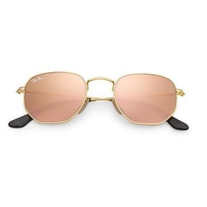 ray-ban hexagonal rb3548 sunglasses