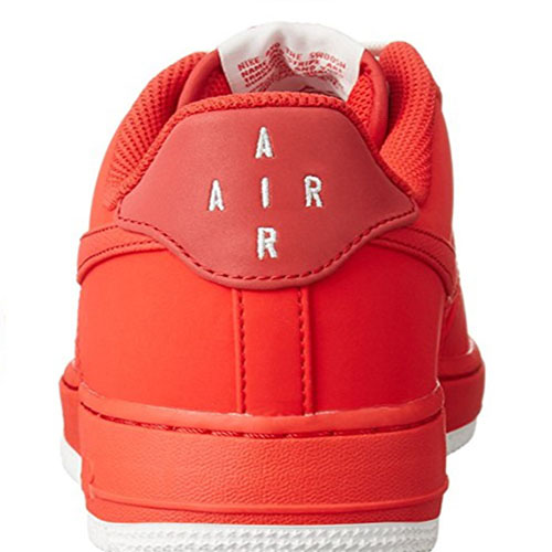 Nike Air Force 1 '07 Sail Leather Red SuperBuy