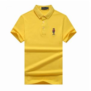 ralph lauren bear yellow