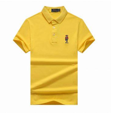 ralph lauren bear yellow