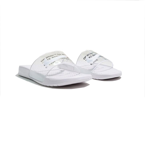 morfina erupción simbólico  Benassi: Virgil Abloh Off white x Nike Benassi Slides   Superbuy