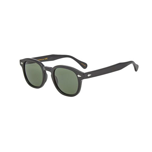 Moscot End Lemtosh Sunglasses - Black