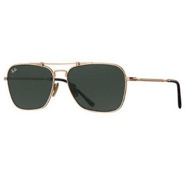rayban caravan titanium sunglasses