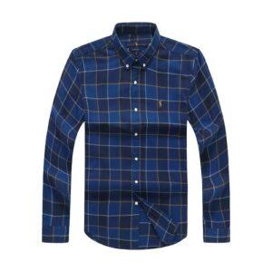 Ralph Lauren Blue Checkered