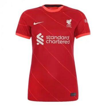 Liverpool Ladies Home 2022