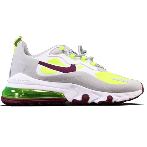 size 40 b9104 66505 Nike Air Max 270 Wolf Grey/Neon