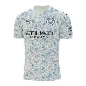 Manchester City Away Jersey 2021