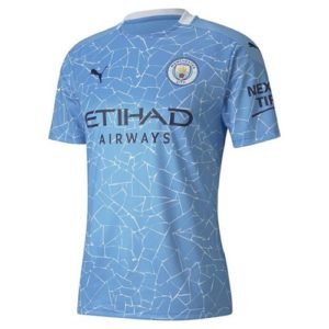 Manchester City Home Jersey 2021