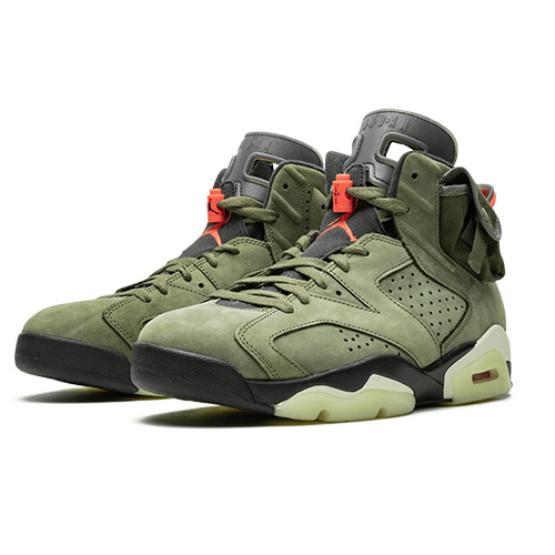 Travis Scott Nike Jordan   Buy Now in