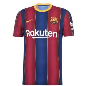 Barcelona Home Jersey 2021