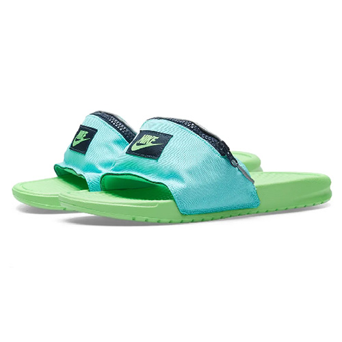 Nike Benassi JDI Fanny Pack - Aurora Green