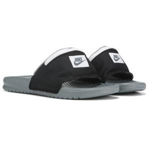 Nike Benassi JDI Fanny Pack - Black_Grey