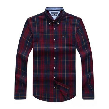 Tommy Hilfiger Oxford red