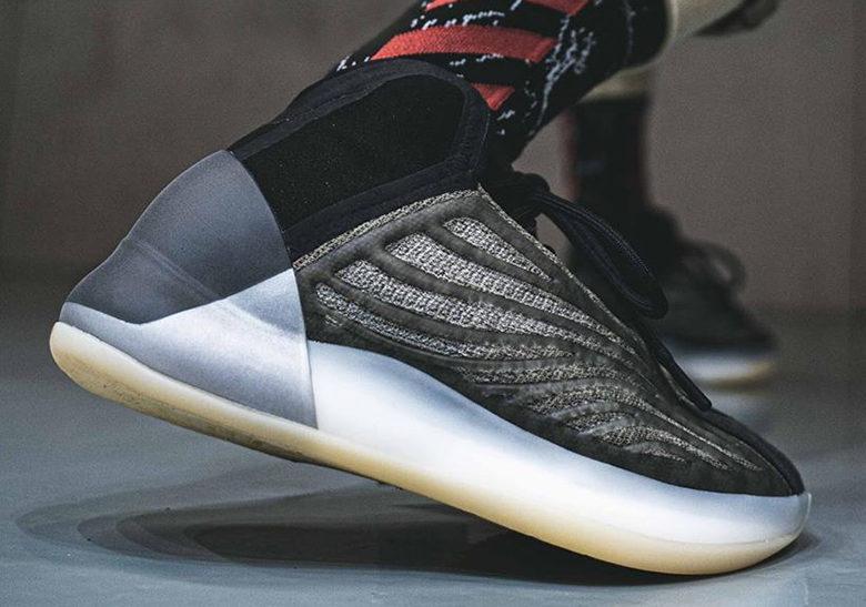 """Upcoming Adidas Yeezy Quantum """"Barium"""" Images"""