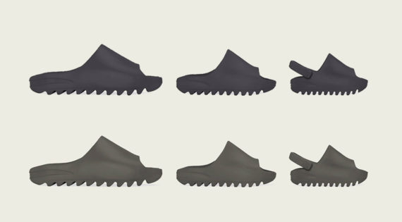 Adidas Yeezy Set to Add Two New Colourway to The Slides