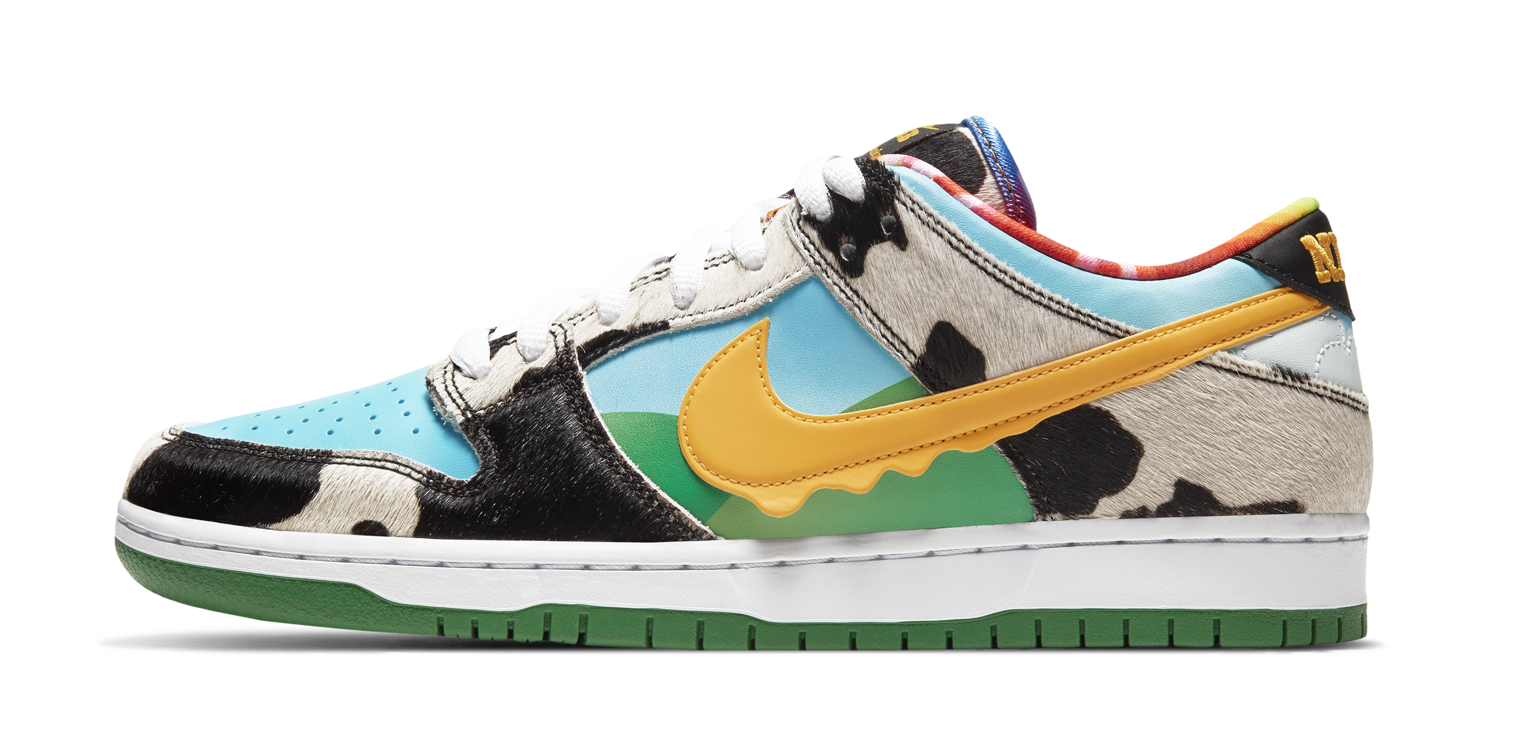 Nike SB Dunk Low x Ben & Jerry's Collaboration Confirmed