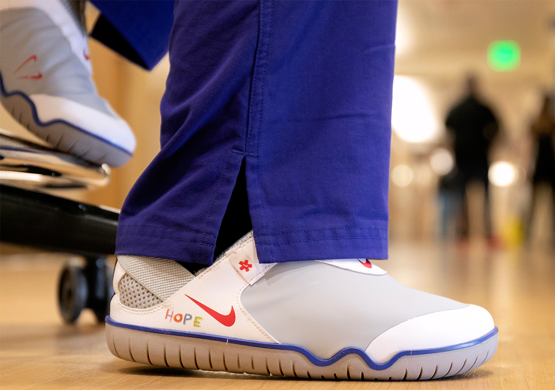 Nike Donate 30,000 Pairs Of Air Zoom Pulse to Health Workers