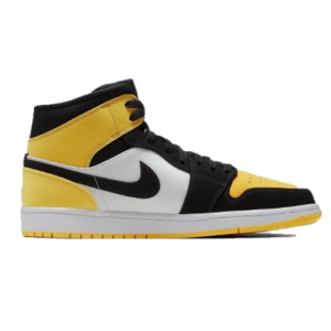air jordan yellow toe