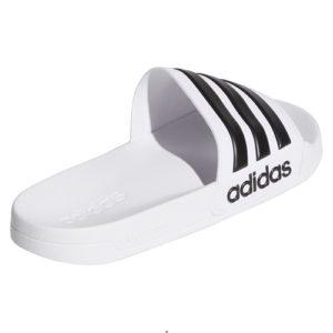 Adidas Adilette Cloudfoam White
