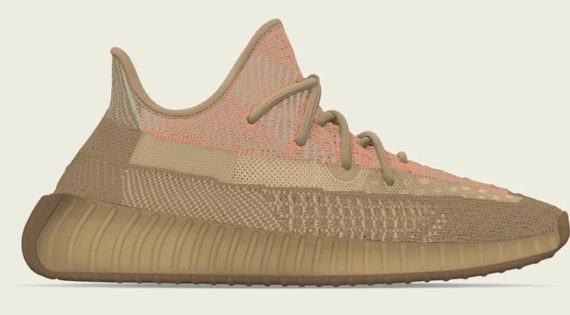 """Adidas Yeezy Boost 350 V2 """"Eliada"""" To Drop later This Year"""