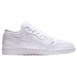 Nike Air Jordan 1 low Triple White