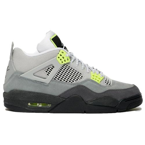 Nike Air Jordan 4 Neon_4