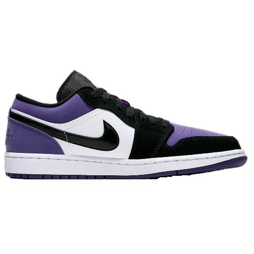 air jordan low purple