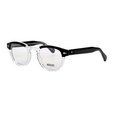 Moscot Black Crystal eyeglasses