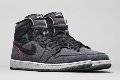 The Air Jordan 1 High Zoom is Made From Recycled Material