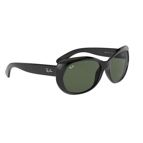 Ray-Ban RB4325 Black Sunglasses