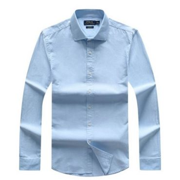 polo ralph blue shirt