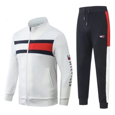 Tommy Hilfiger tracksuit white