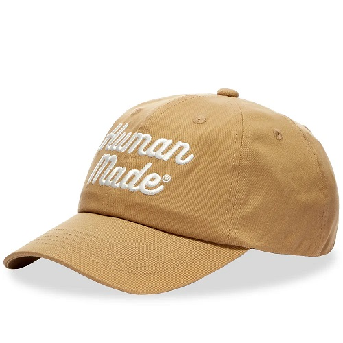 Human Made Cap Grey