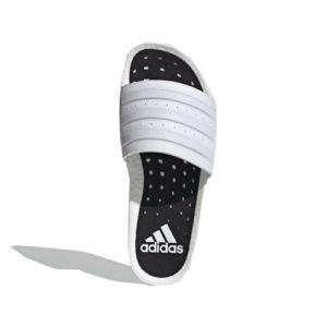 Adidas Boost White Slide