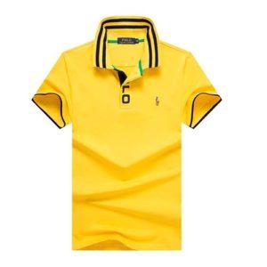 Ralph Lauren polo yellow