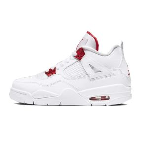Jordan 4 Red Metallic