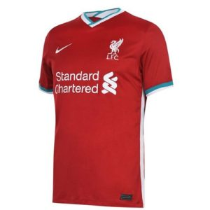 Liverpool Home Jersey 2021