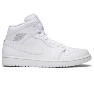air jordan mid white
