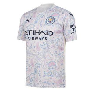 Manchester City Jersey 2021