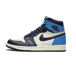 Air Jordan 1 Obsidian/University Blue