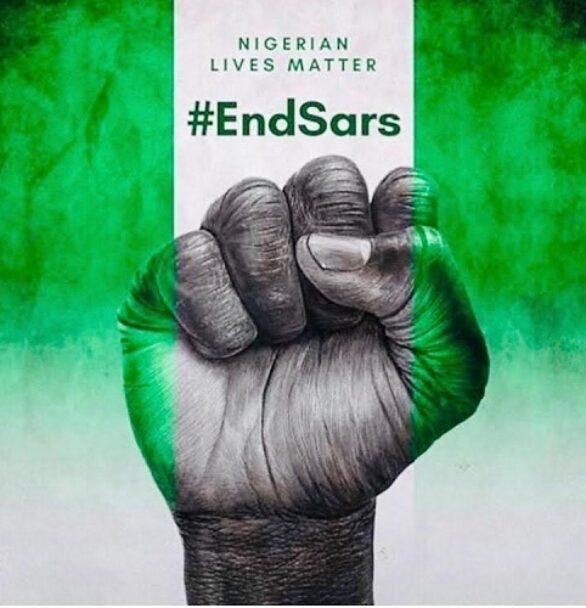 Nigeria Protest Situation