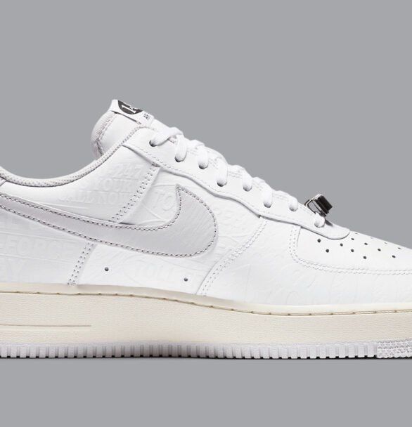 """Nike Air Force 1 Low """"1-800"""" to Drop This Month"""