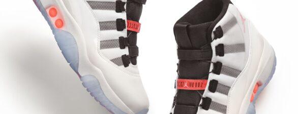 Jordan Brand Introduce Self-lacing Air Jordan